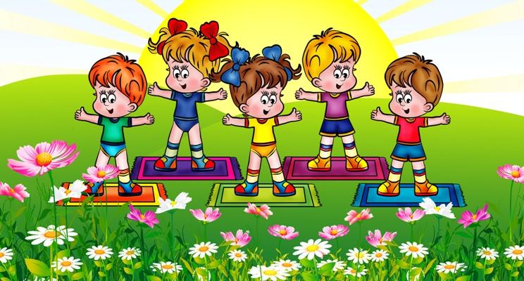 На тему здоровья в детском саду